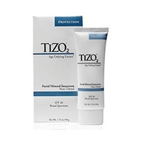 TIZO Facial Mineral Sunscreen SPF 40